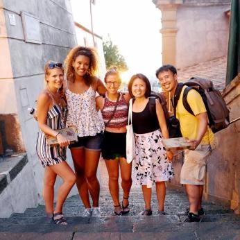 Frascati friends
